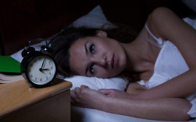 Slaapproblemen, ik kan niet slapen…