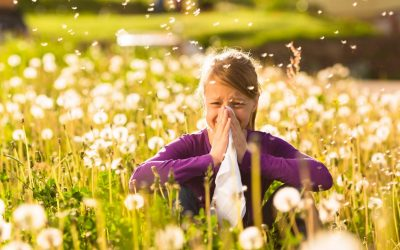 5 tips tegen hooikoortsklachten