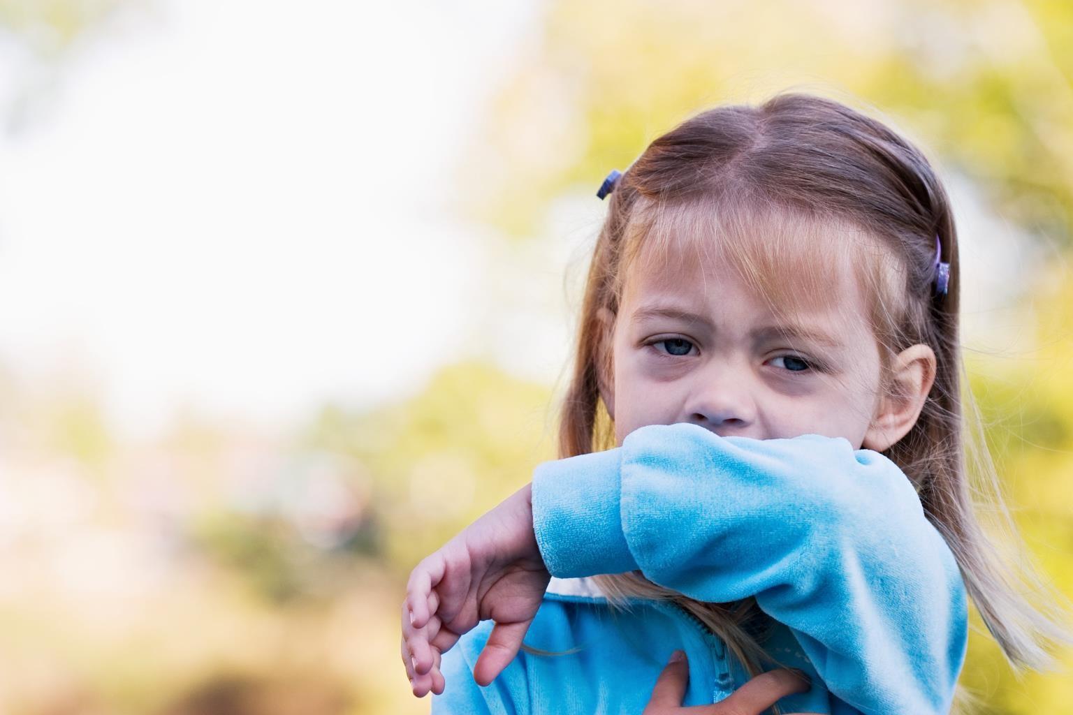 Slijmerige hoest bij kinderen