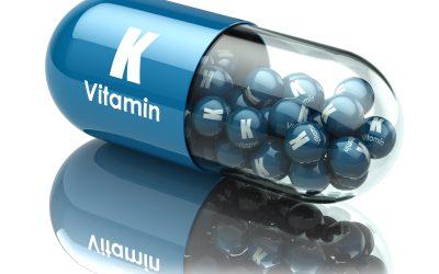 Vitamine K voor gezonde botten en soepele aderen