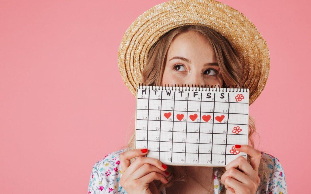 Zwanger worden? Een regelmatige menstruele cyclus is belangrijk