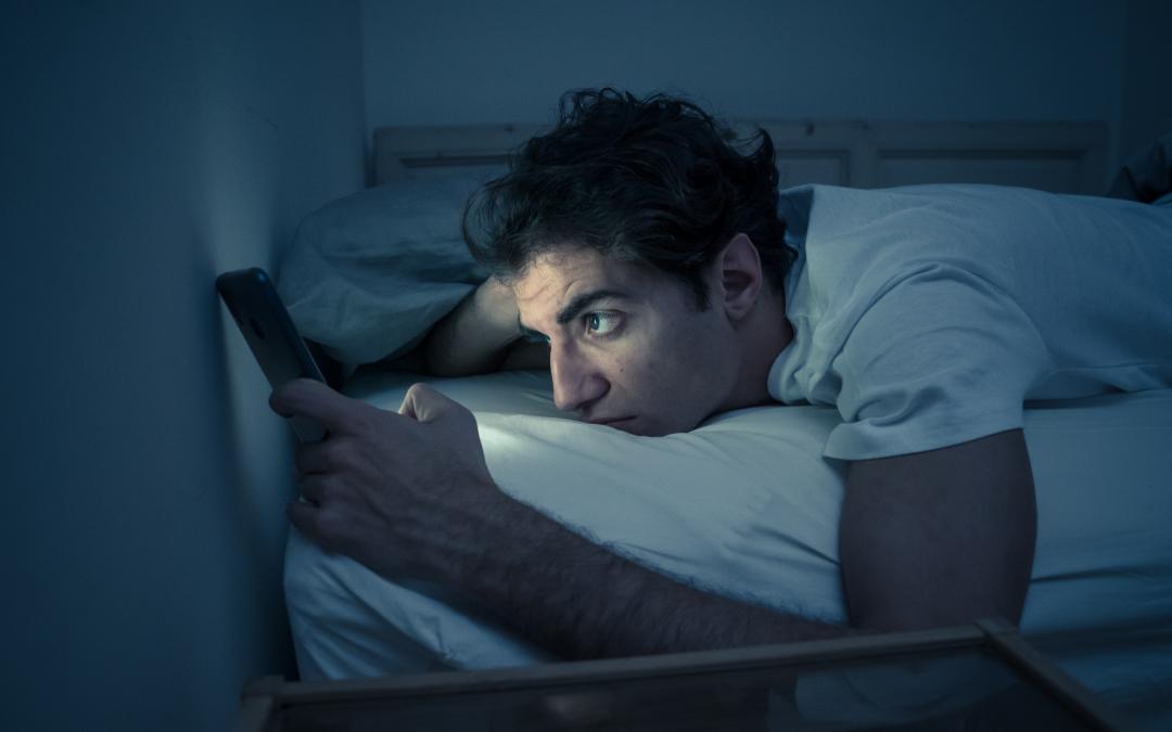 Slaapproblemen en overgewicht