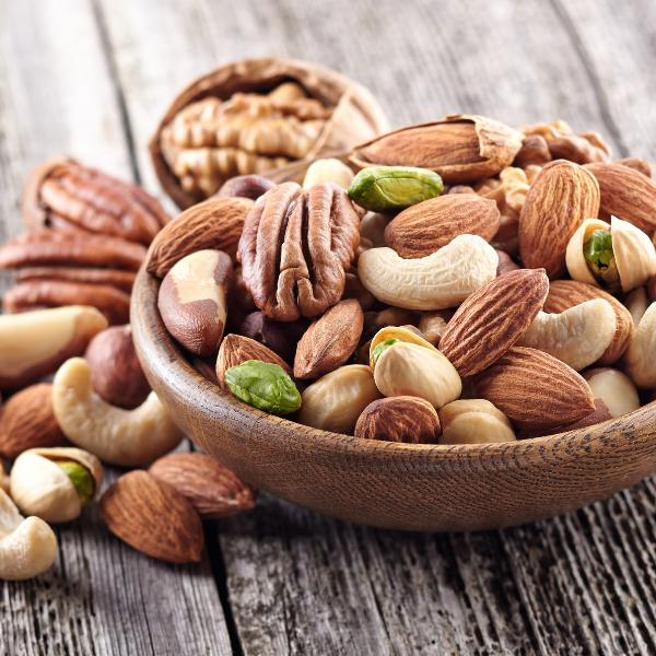 noten en peulvruchten gezonde leefstijl
